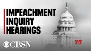 Trump Impeachment Hearing live: Public testimony before the House Judiciary Committee (Video)