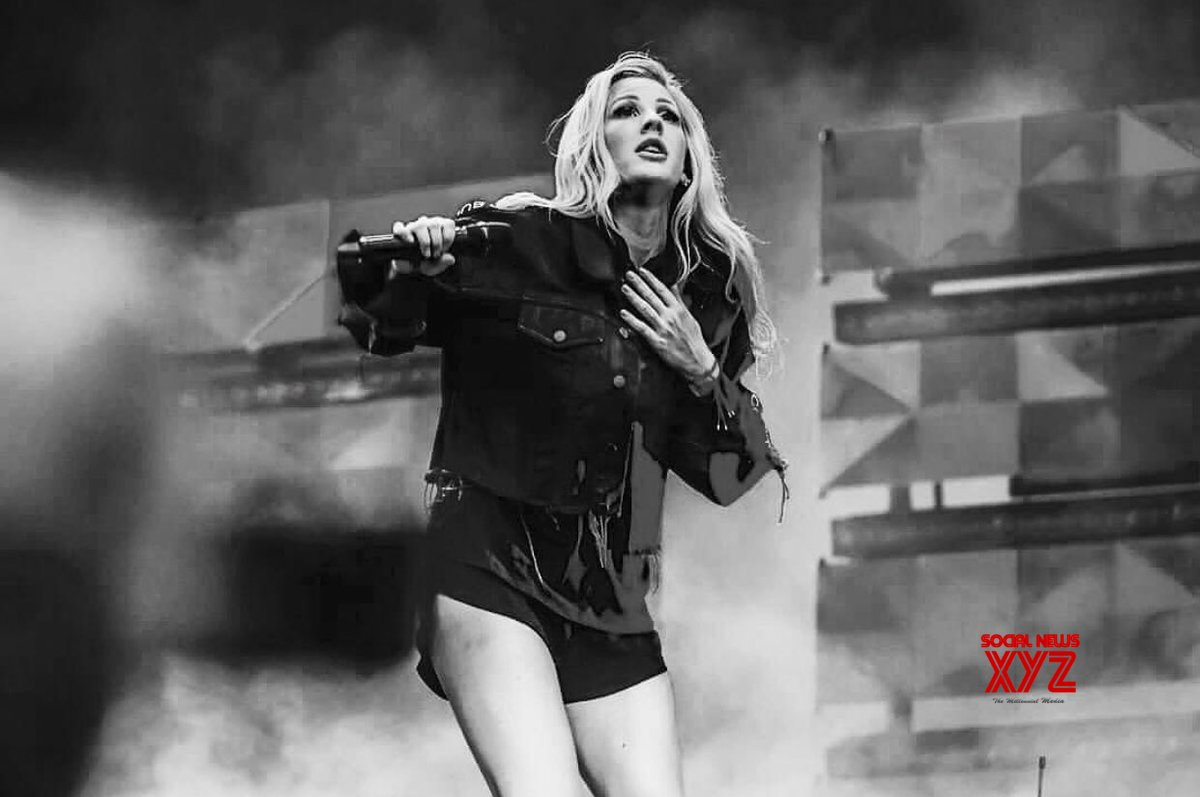 Ellie Goulding opens up on her anger issues