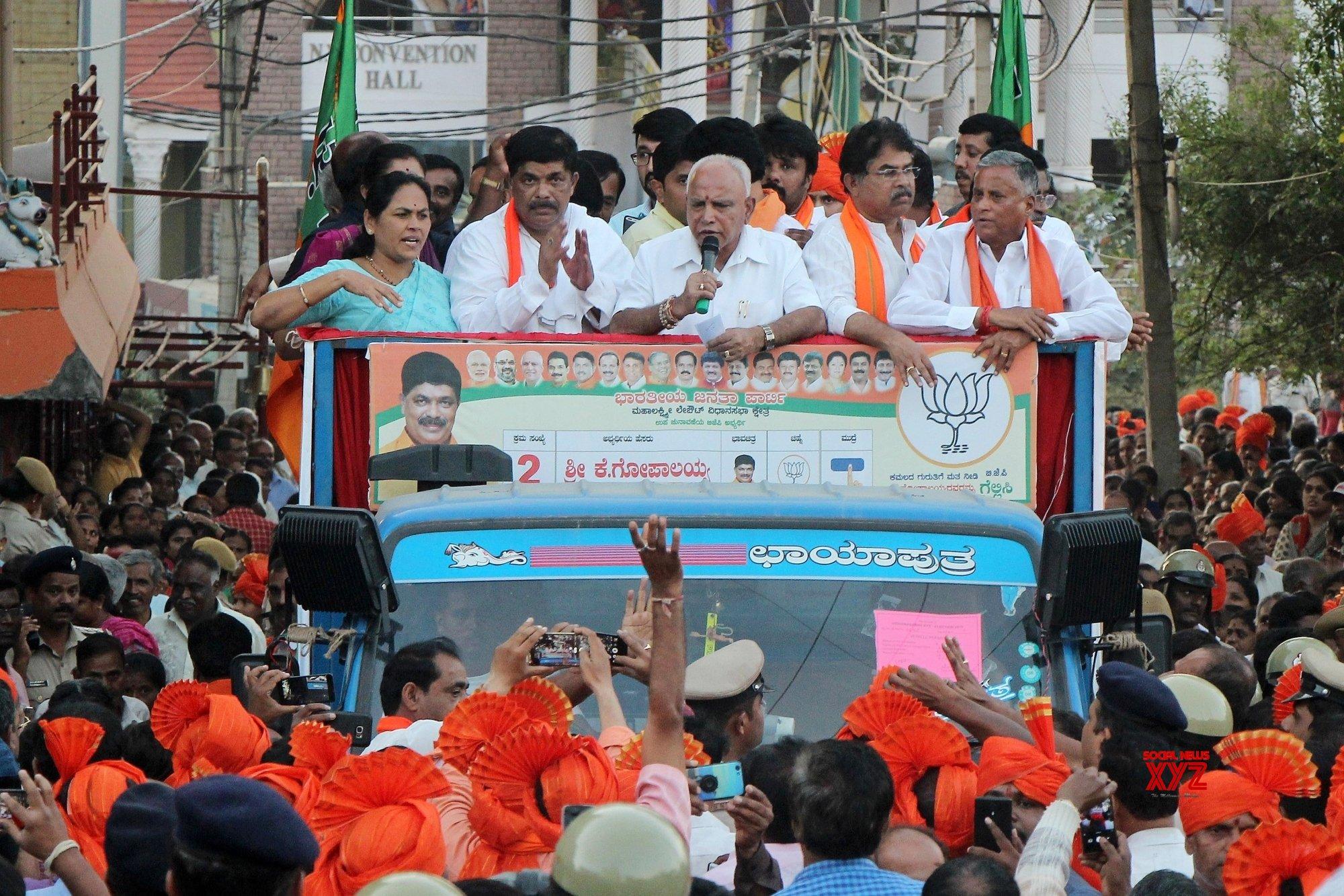 Karnataka set for crucial Assembly bypolls on Thursday