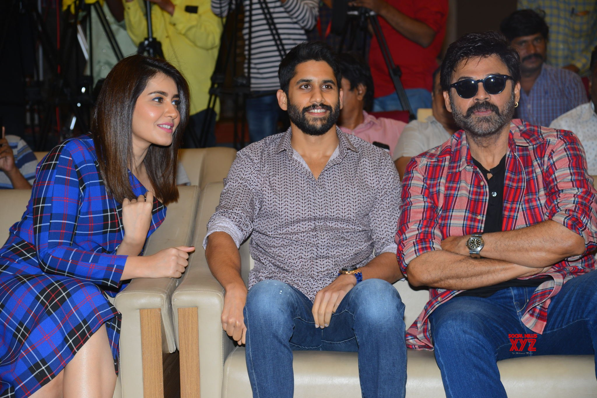 Newz-Venky Mama Movie Team Exclusive Interview
