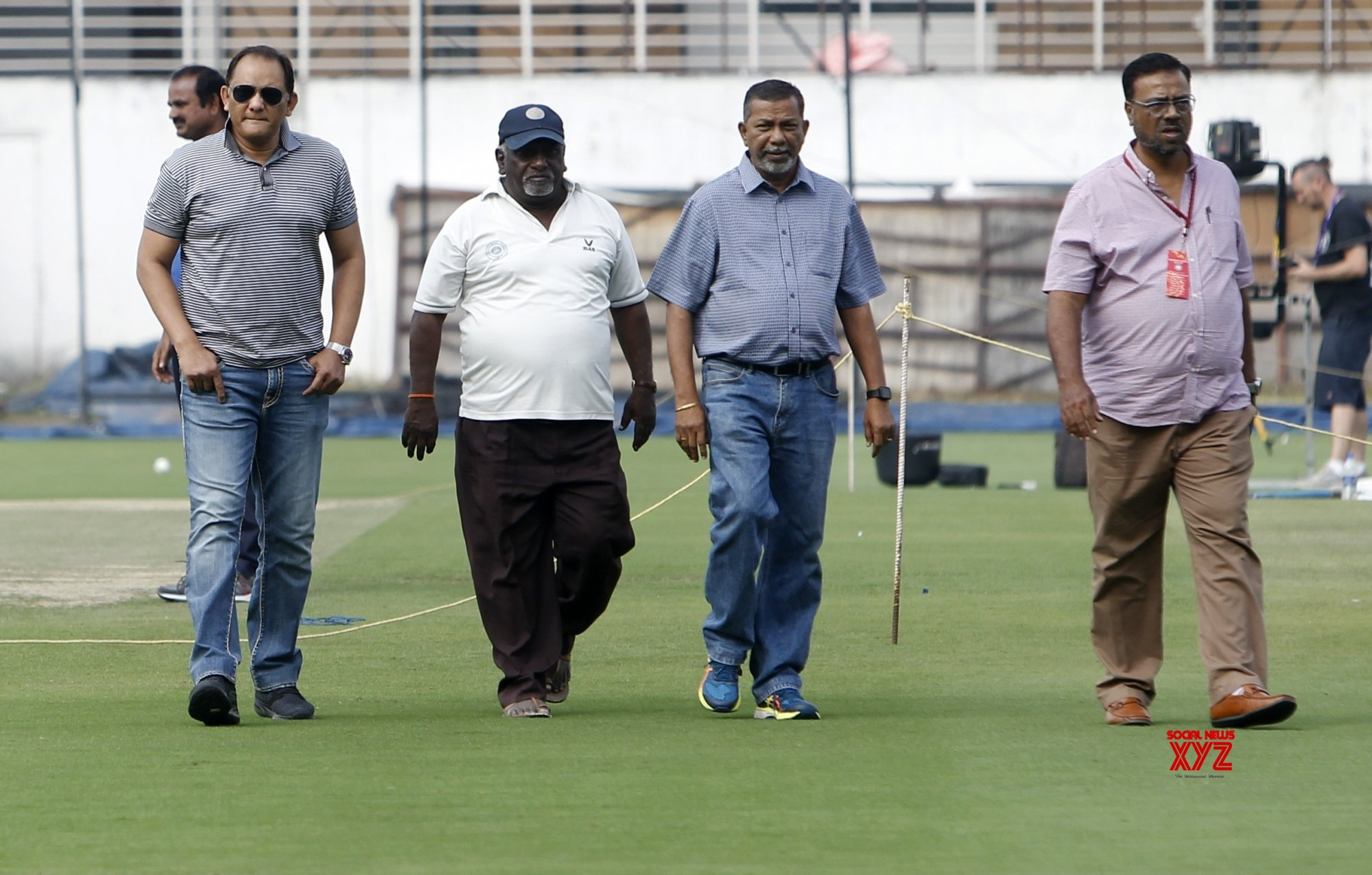 Hyderabad: India practice session (Batch - 3) #Gallery