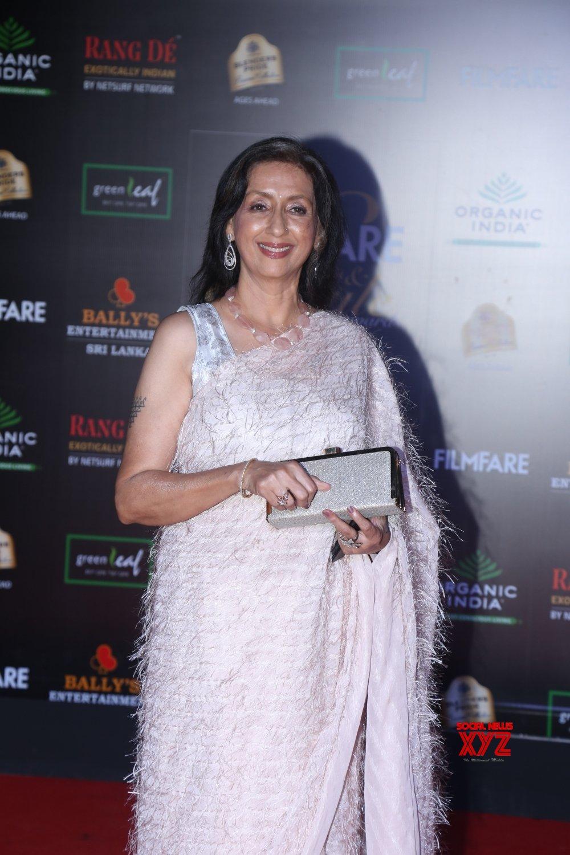 Mumbai: Filmfare Glamour And Style Awards 2019 - Neena Kulkarni #Gallery