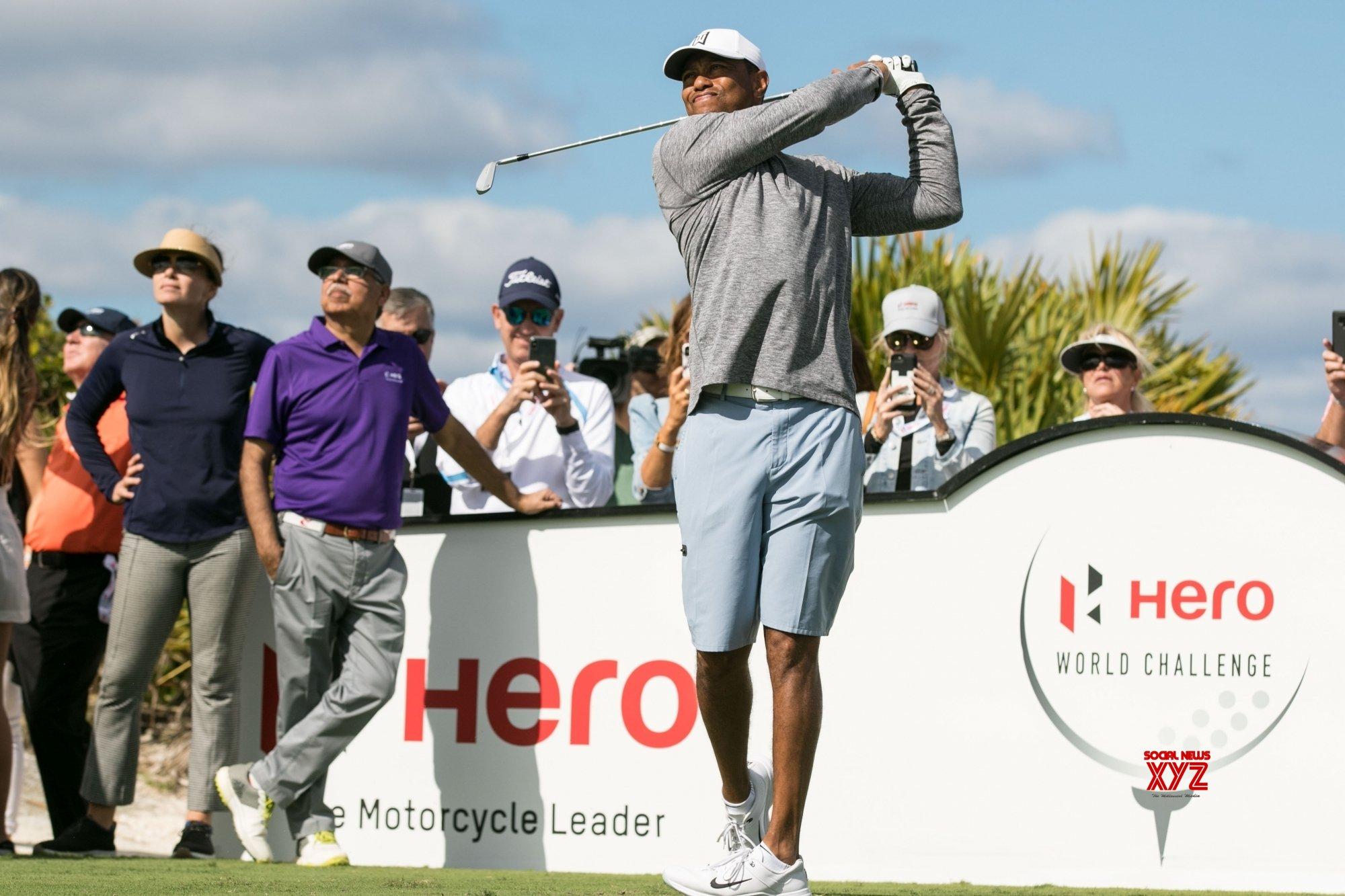 Bahamas: Hero World Challenge 2019 - Tiger Woods, Pawan Munjal #Gallery