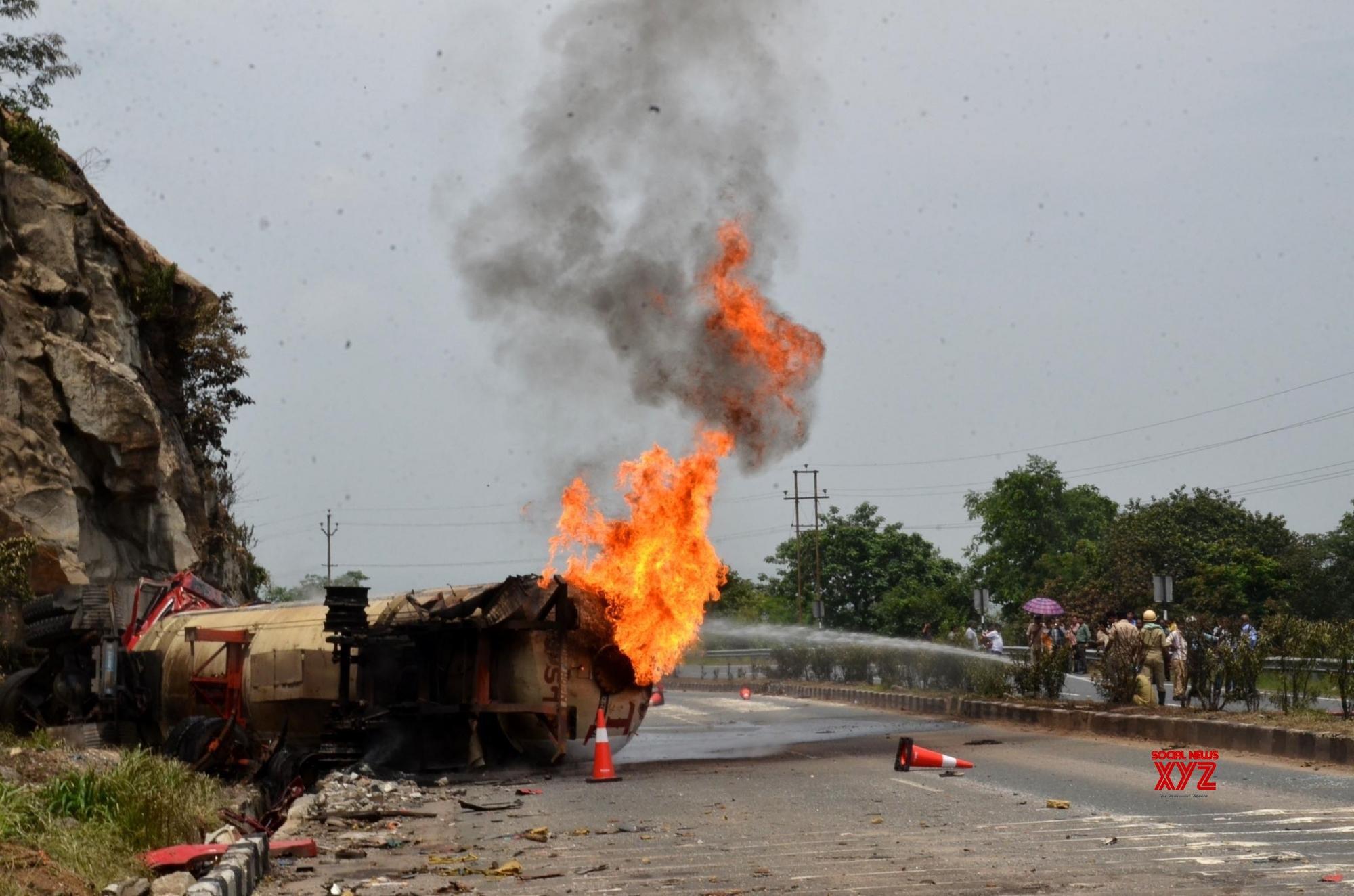18 Indians killed in LPG tanker blast in Sudan