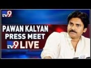 Pawan Kalyan Press Meet LIVE (Video)