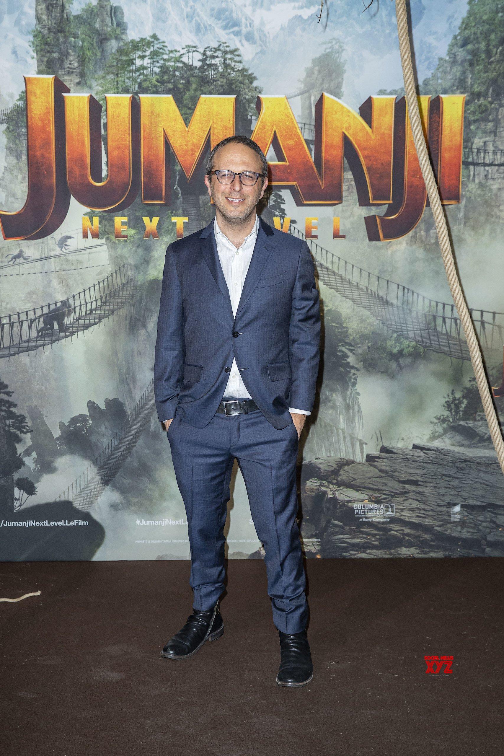 Jumanji: The Next Level Movie Paris Premiere HD Gallery