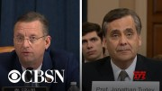 Day 6, Part 8: Collins and Republican counsel question witnesses (Video)