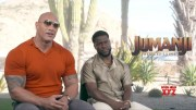 Dwayne Johnson, Kevin Hart on life and working in Bollywood (Video)