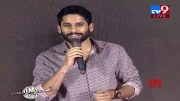 Naga Chaitanya speech @ Venky Mama Press Meet II Victory Venkatesh - TV9 (Video)