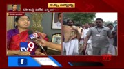 Home Minister Sucharitha counter to Pawan Kalyan comments - TV9 (Video)