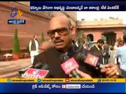 Kurnool Should Develop as Smart City | MP TG Venkatesh Seeks Centre  (Video)
