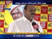 Don't think About Alliance | TDP Leader Atchannaidu | on Pawan Comments  (Video)