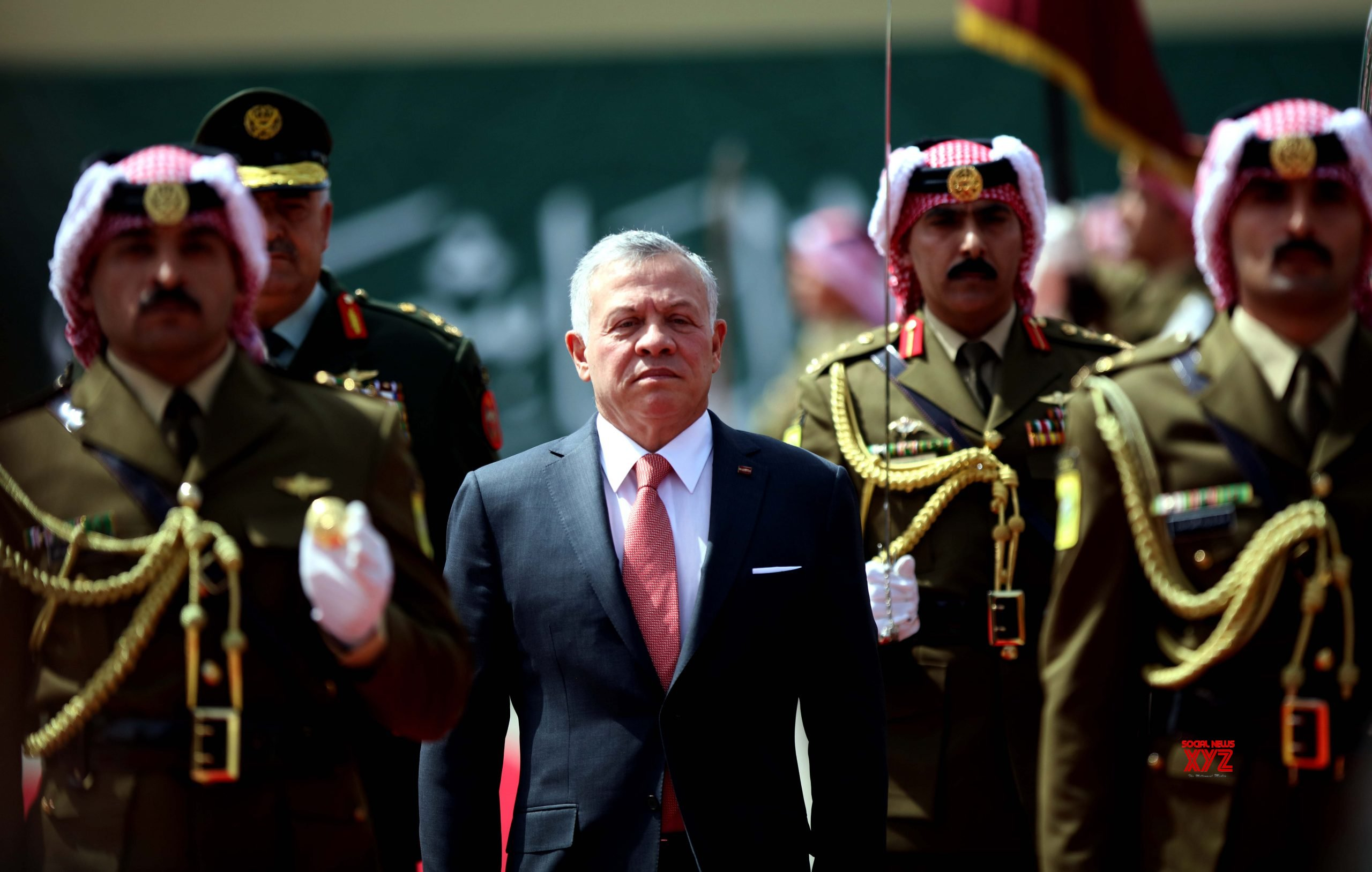 Jordan's King says Prince Hamzah in his care