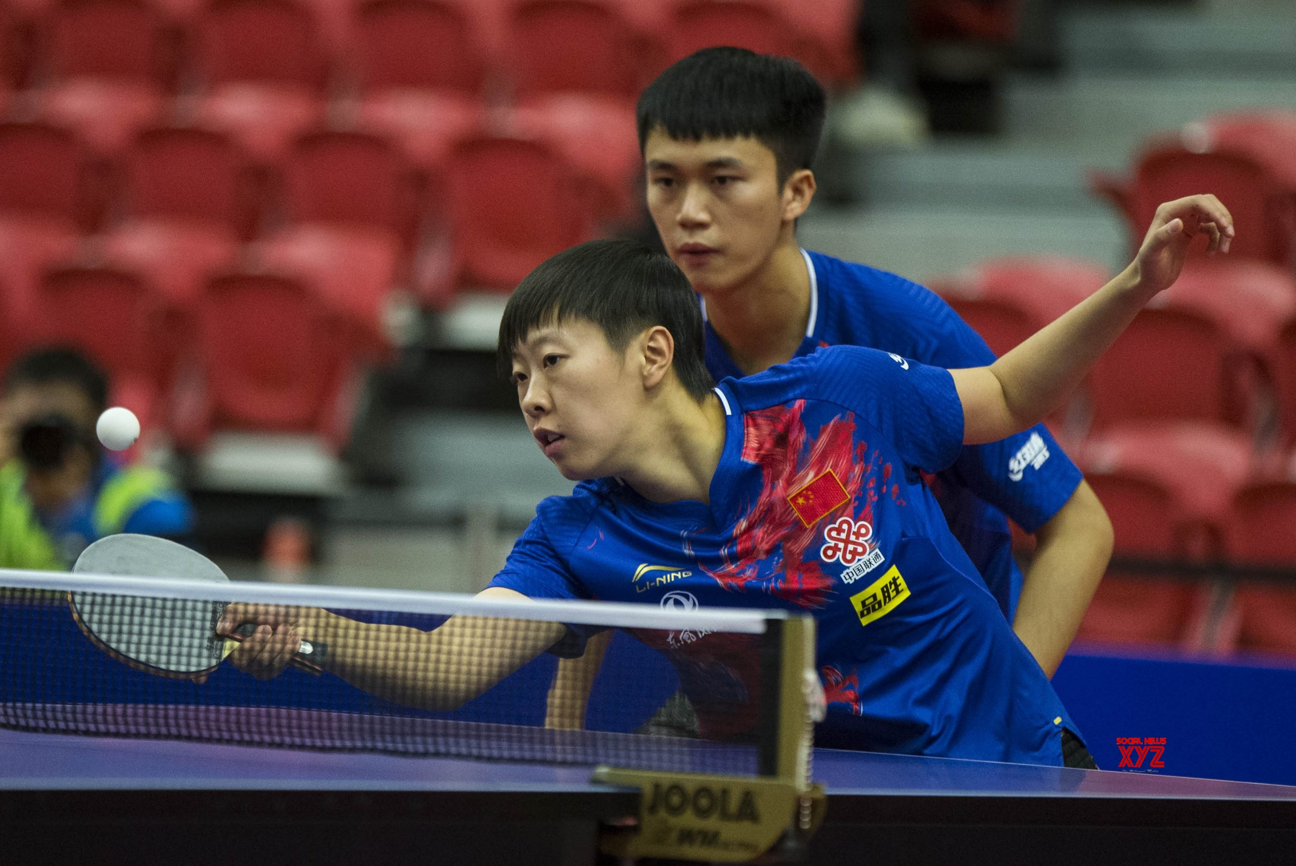 CANADA - MARKHAM - TABLE TENNIS - ITTF CHALLENGE PLUS - NORTH AMERICAN OPEN #Gallery