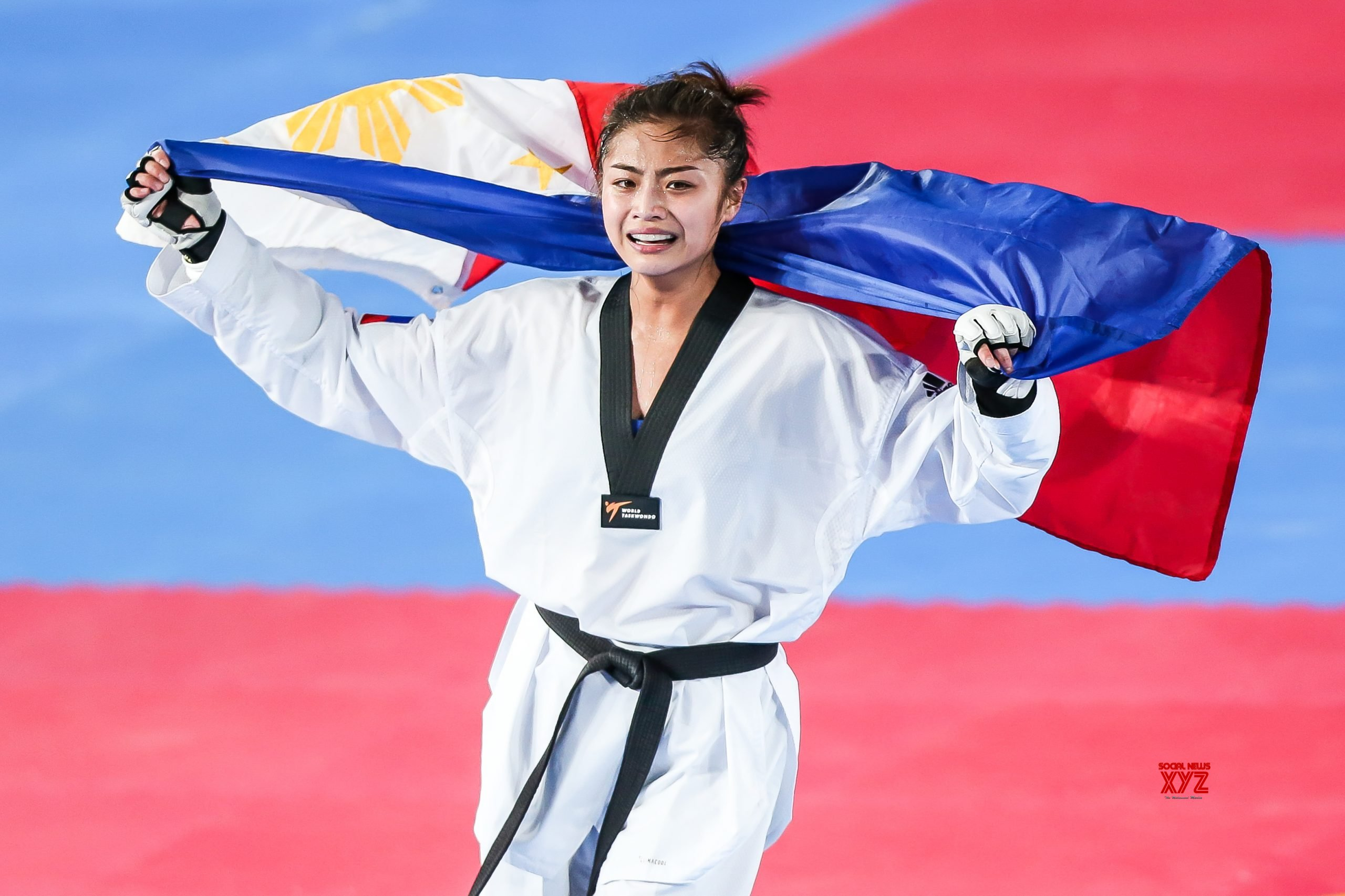 Philippines Manila Sea Games Taekwondo Gallery Social