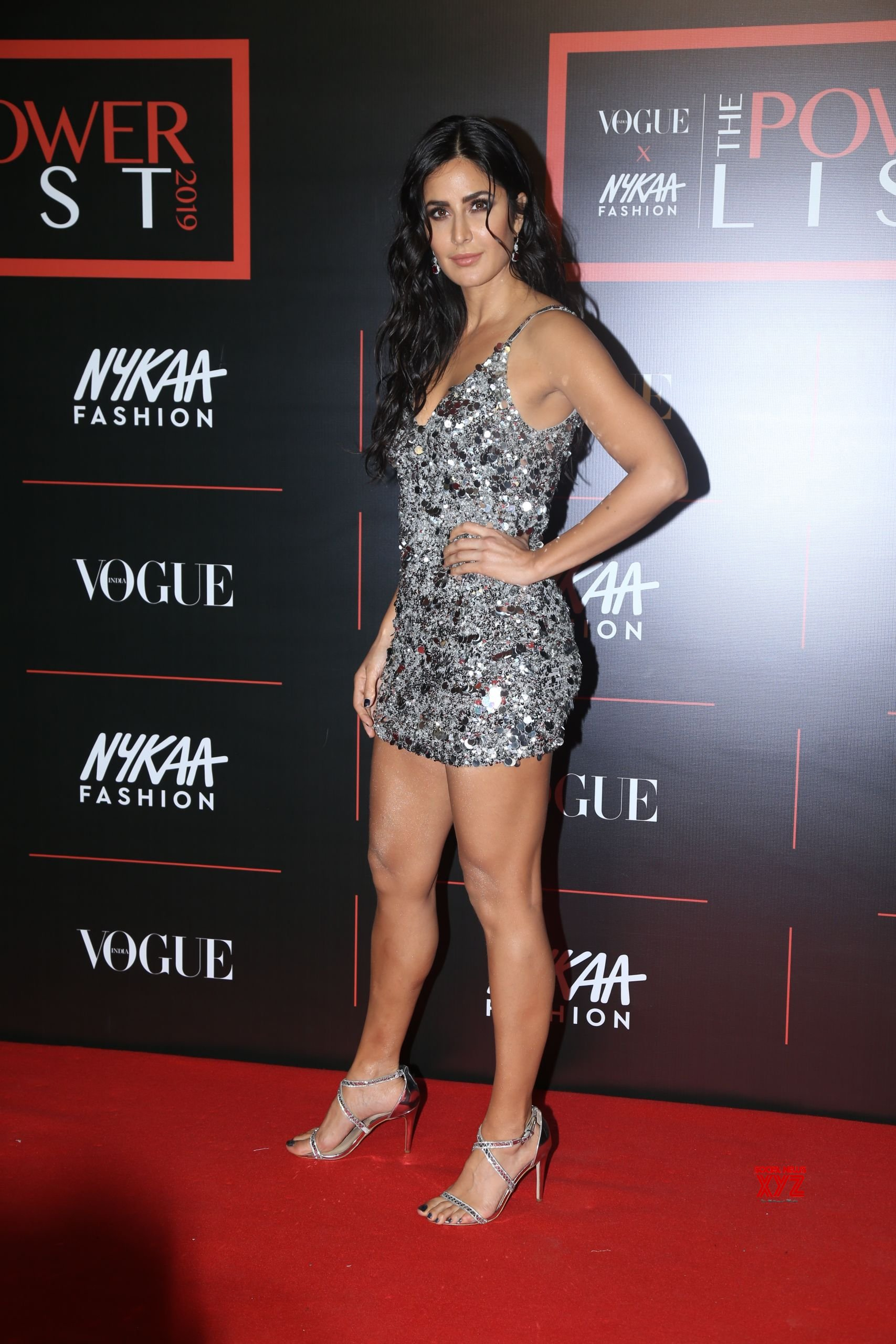 Actress Katrina Kaif Hot HD Stills from Vogue X Nykaa ...