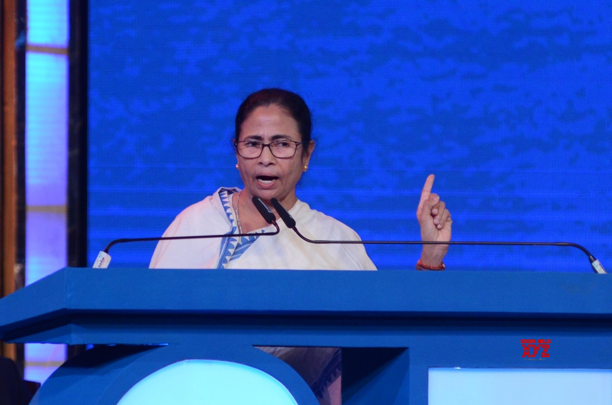 BJP attempting religious conversion: Mamata