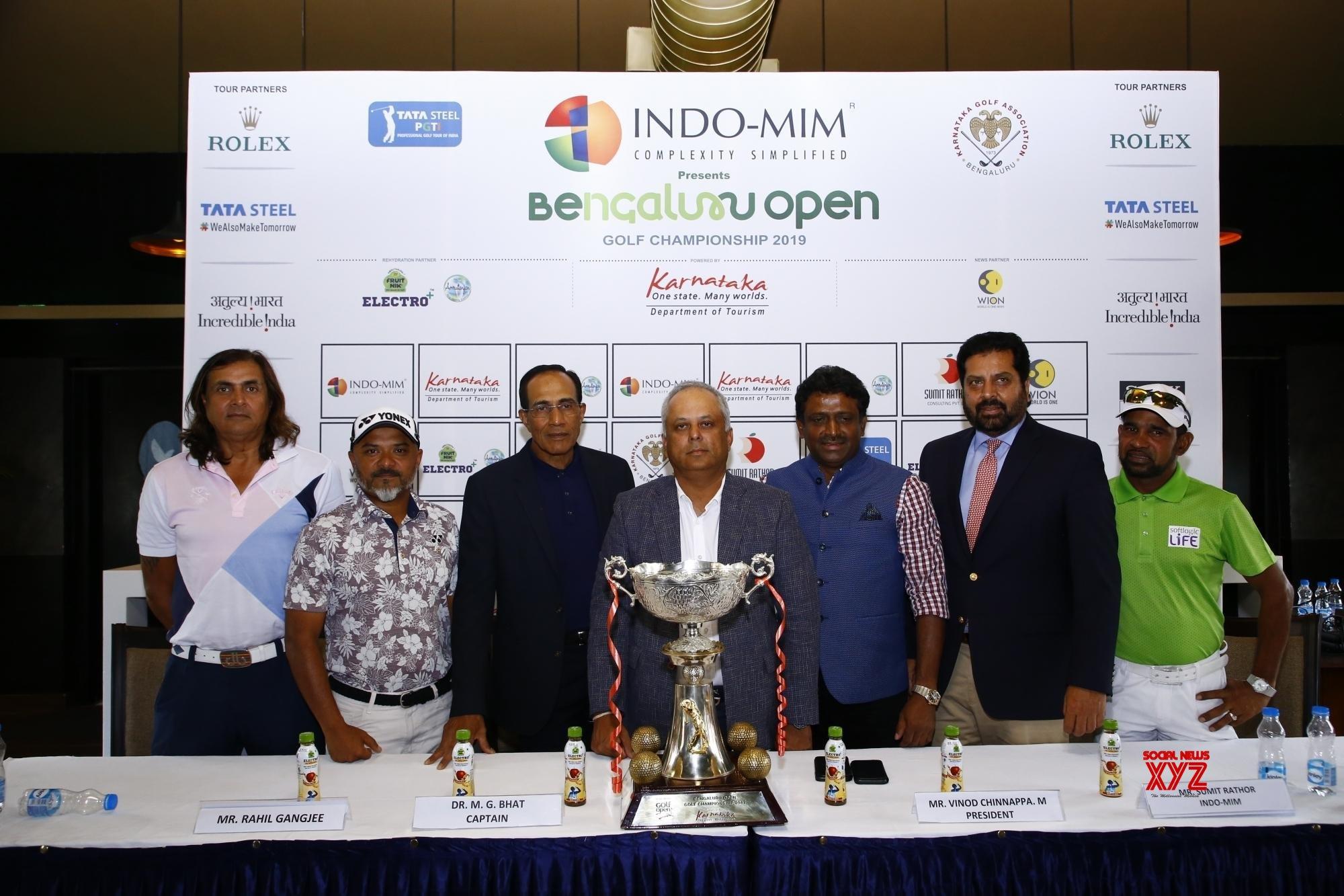 Bengaluru Open Golf C'ship 2019 from Dec 17