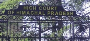Himachal Pradesh High Court.