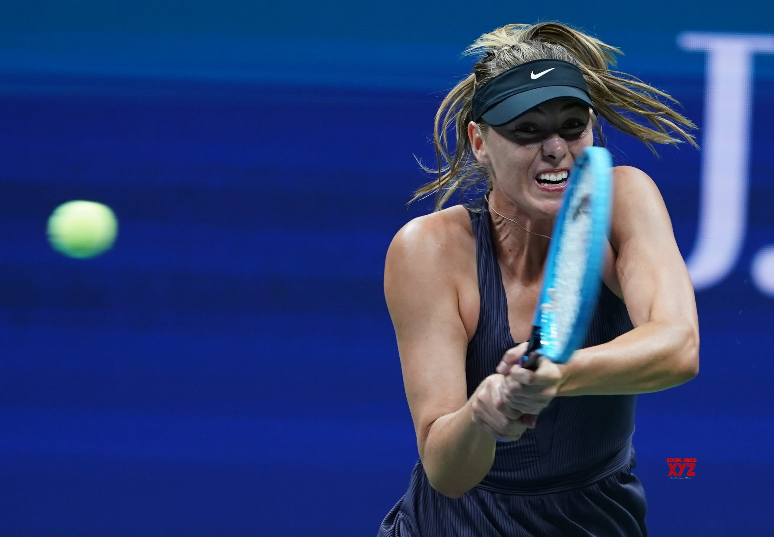 Maria Sharapova returns to action in Brisbane