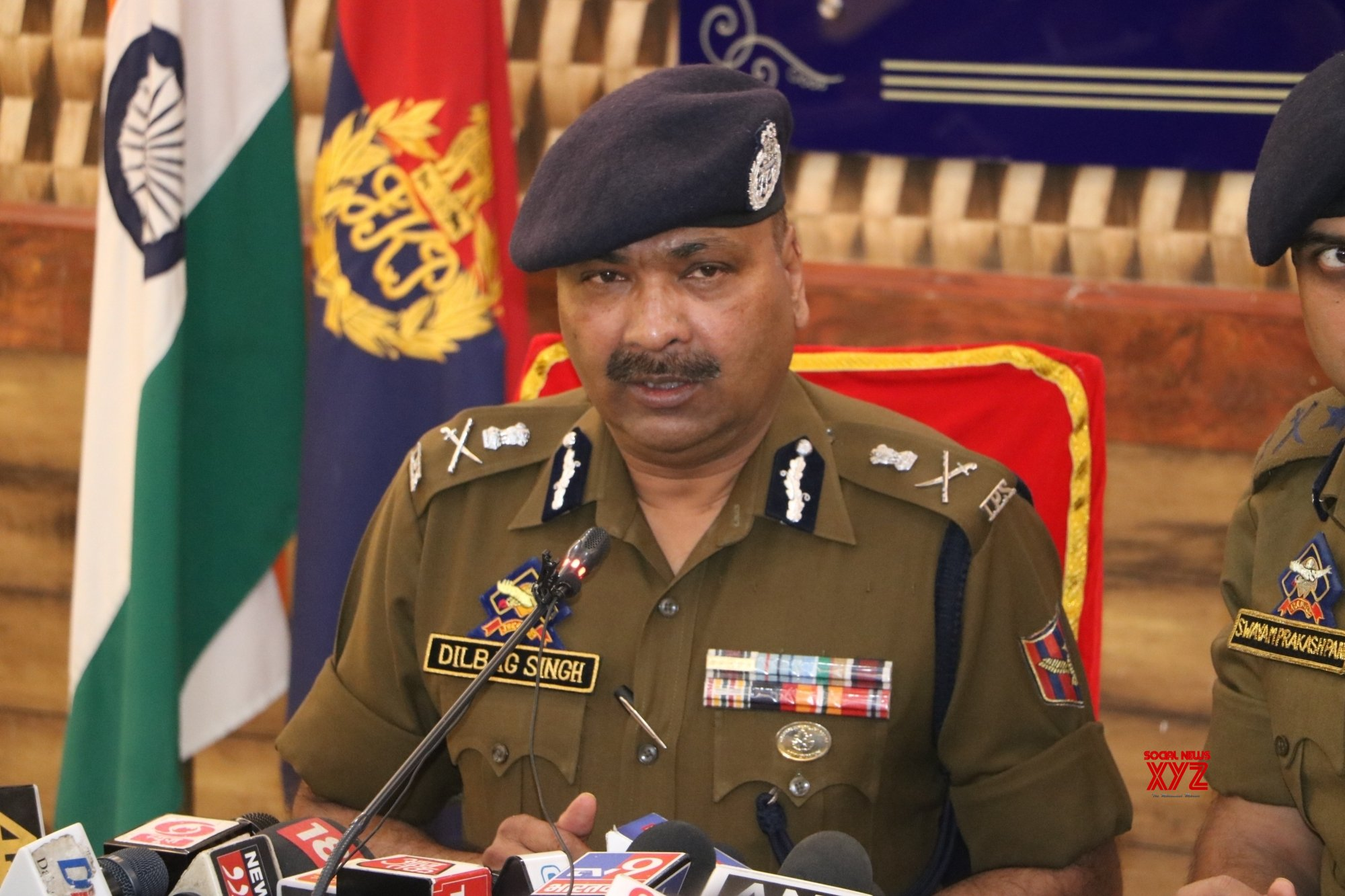 48 terrorists killed in June: J&K DGP