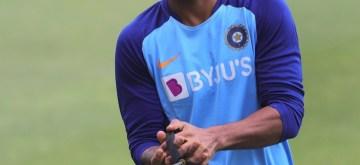 Guwahati: India's Shikhar Dhawan during a practice session ahead of the T20I match between India and Sri Lanka, at Barsapara Cricket Stadium in Guwahati on Jan 4, 2020. (Photo: Surjeet Yadav/IANS)