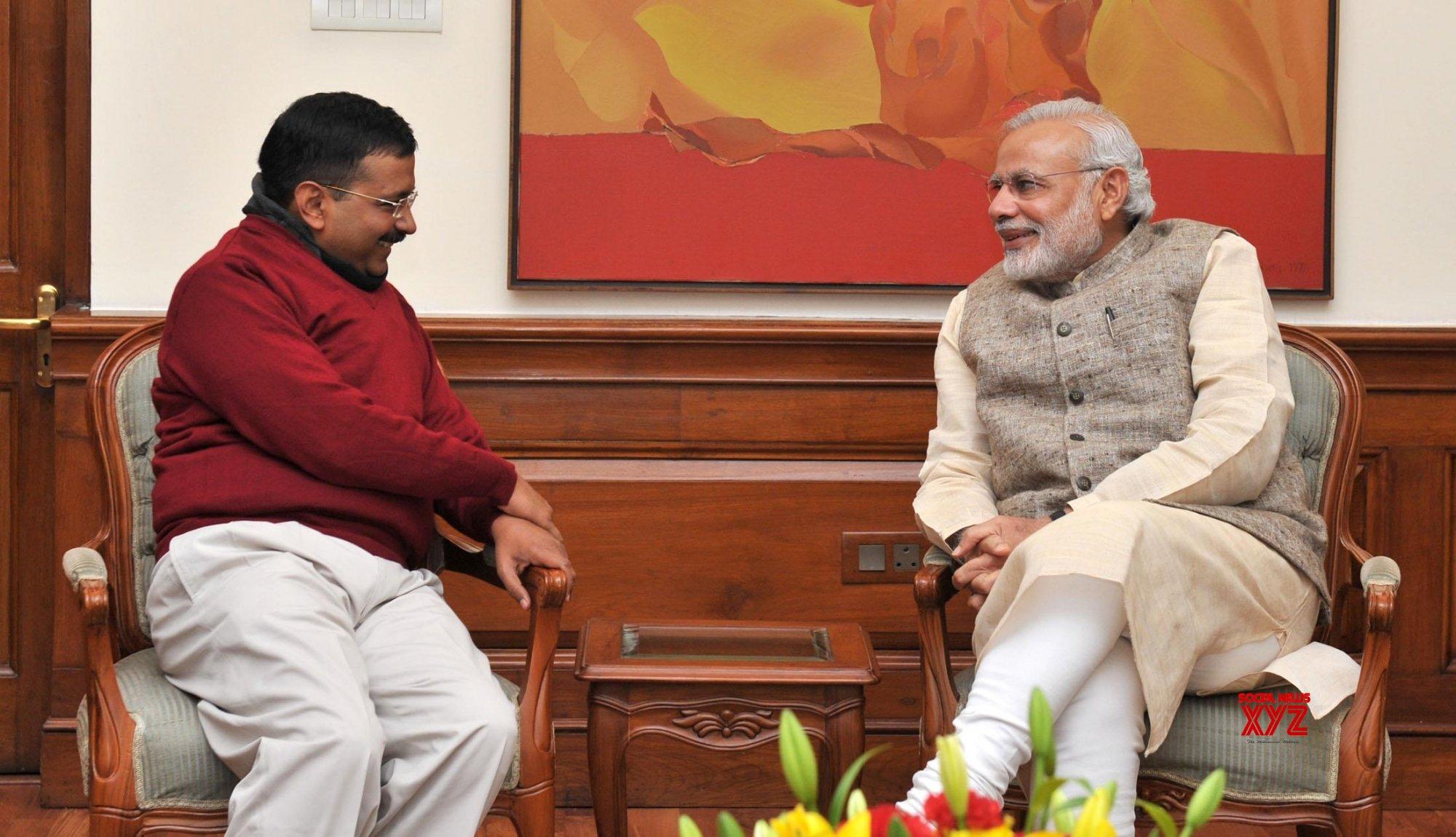 Modi, BJP MPs, MLAs invited to Kejriwal's swearing-in