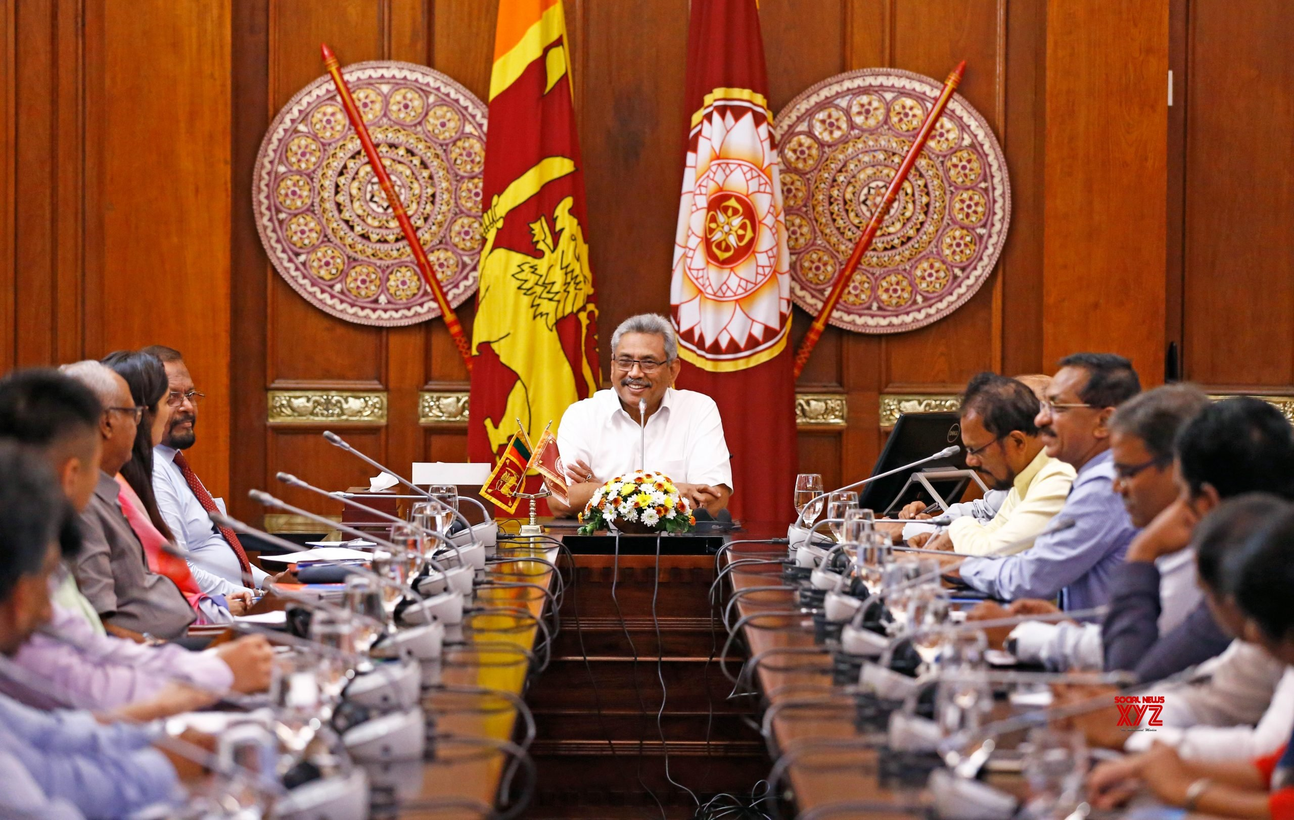 Sri Lanka urges for international debt relief due to COVID-19