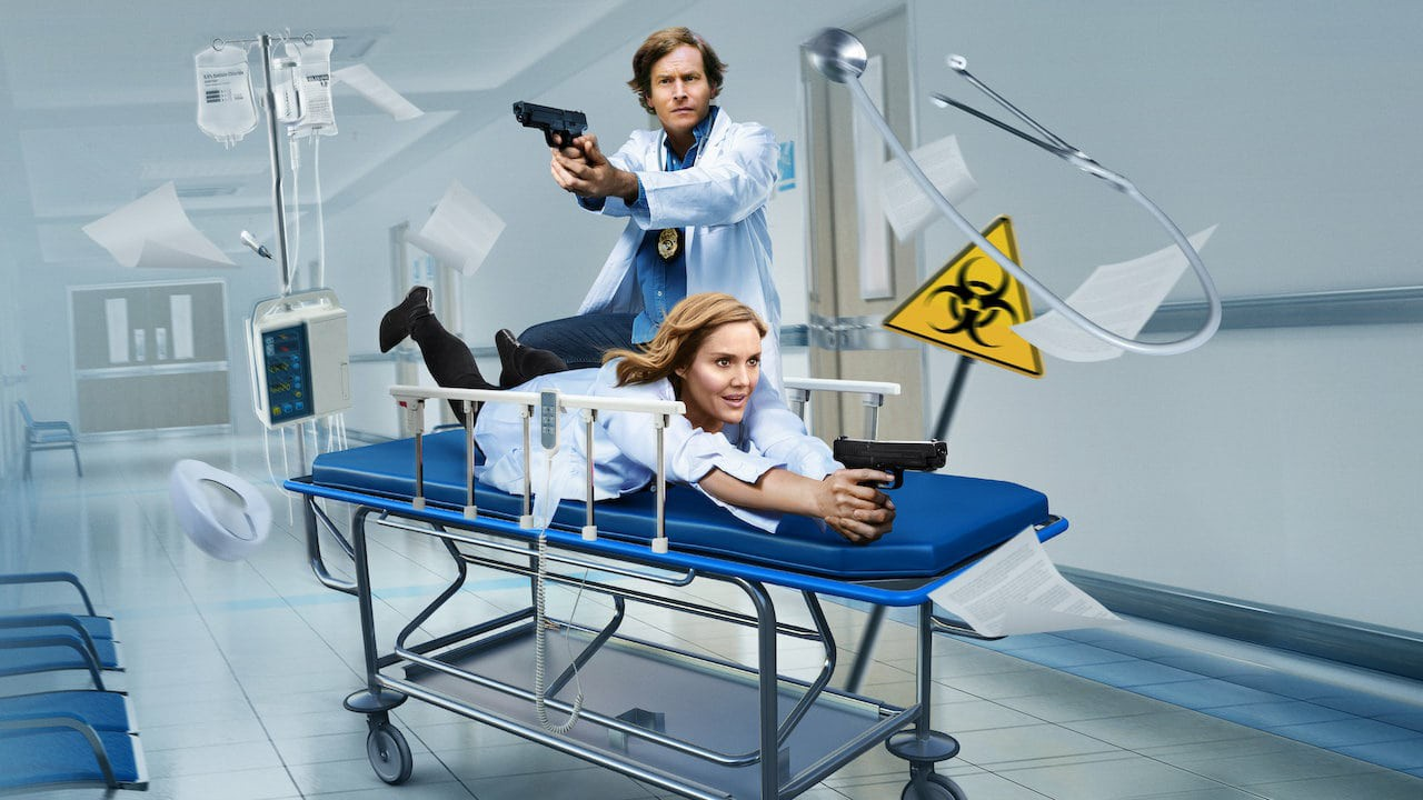 Medical Police (Netflix) Review: An All Right Continuation To Children's Hospital (Rating: ***)