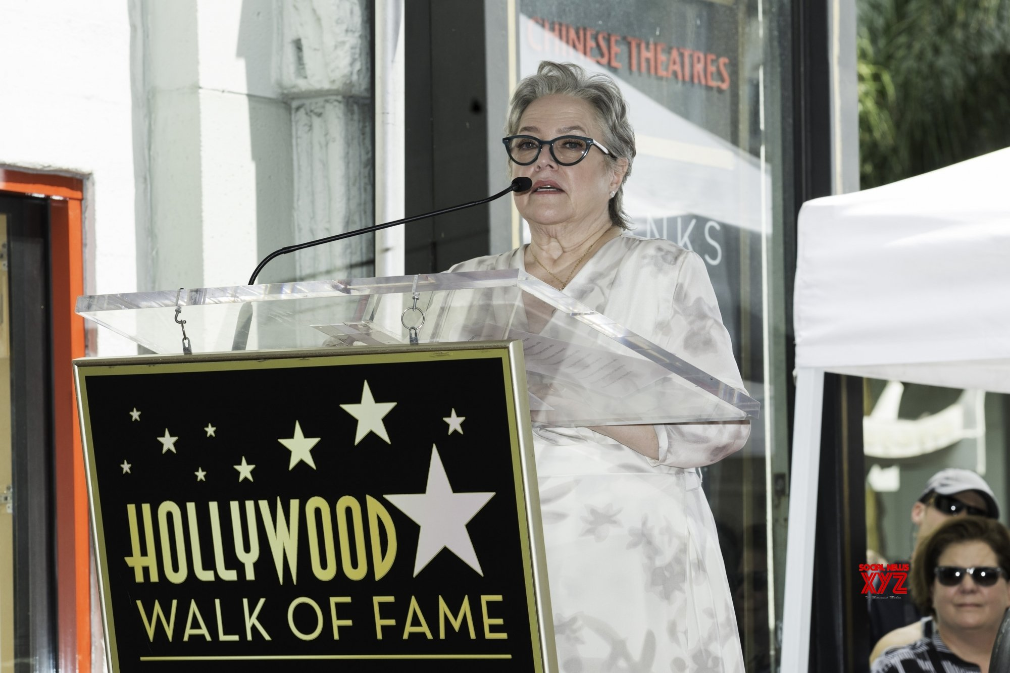 Kathy Bates on her Oscar nomination for 'Richard Jewell'