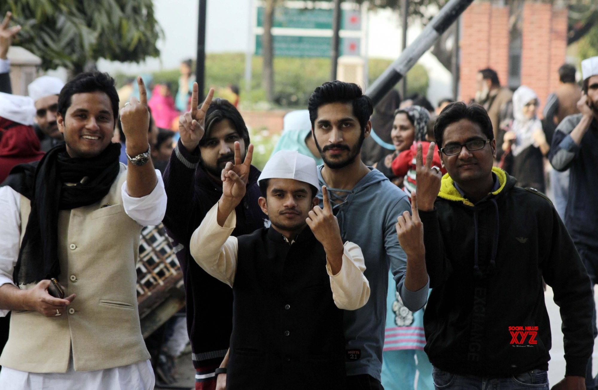 58% people in Delhi feel development major issue in Assembly polls