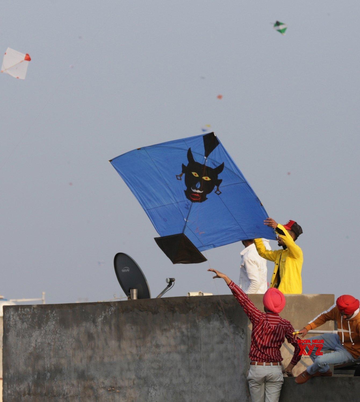 Amritsar: Makar Sankranti celebrations #Gallery