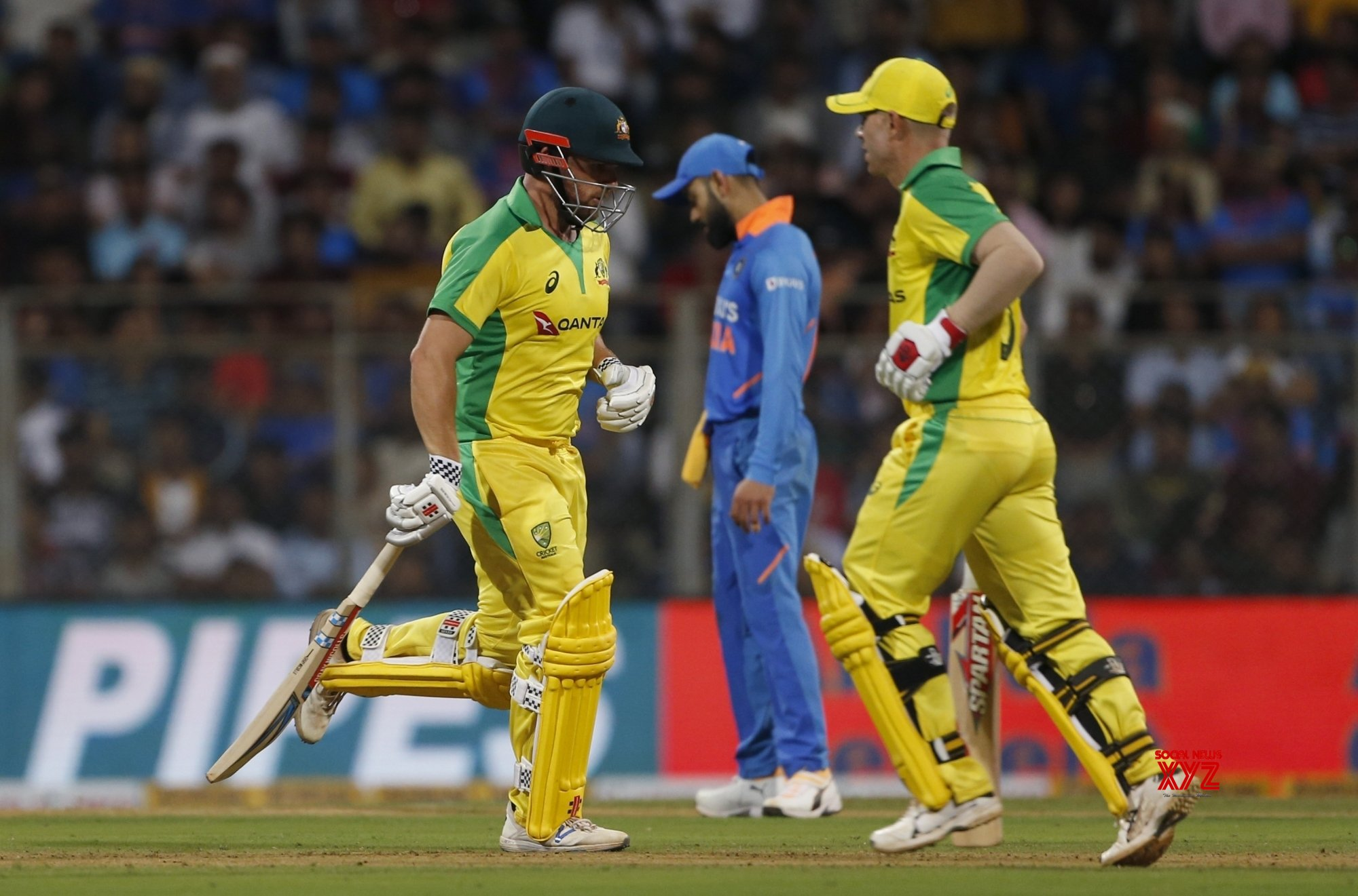 Mumbai: 1st ODI - India Vs Australia (Batch - 32) #Gallery