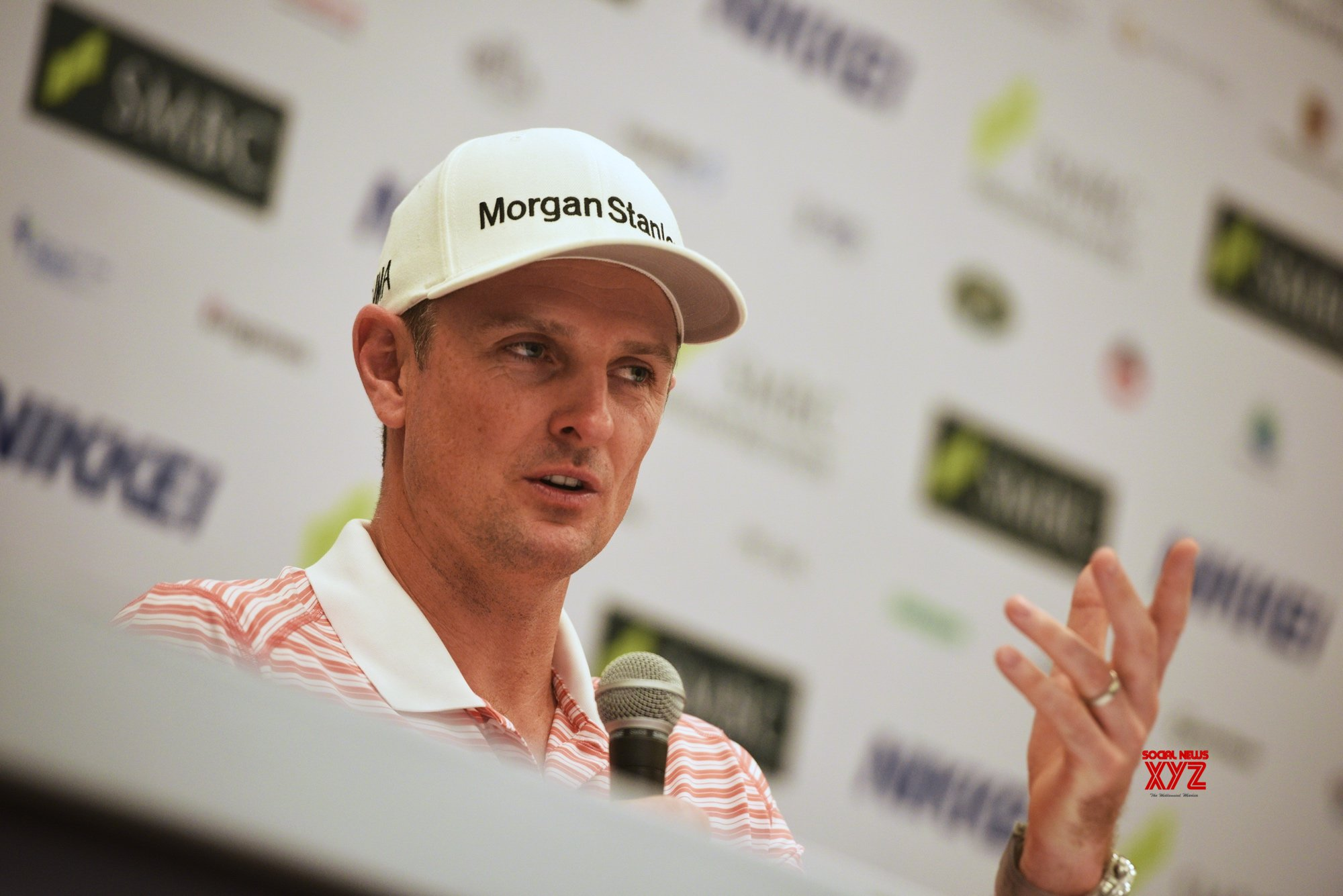 SINGAPORE - GOLF - SINGAPORE OPEN - PRESS CONFERENCE #Gallery
