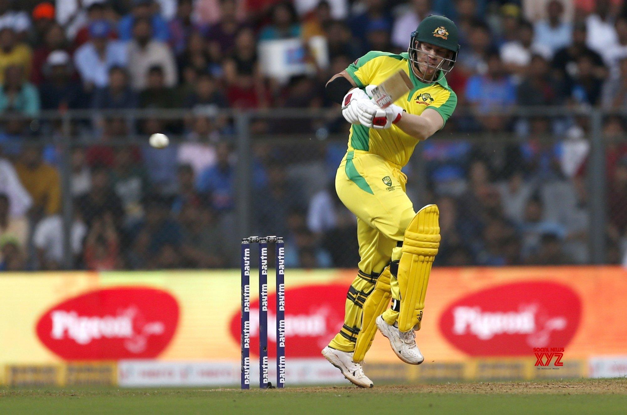 Mumbai: 1st ODI - India Vs Australia (Batch - 30) #Gallery
