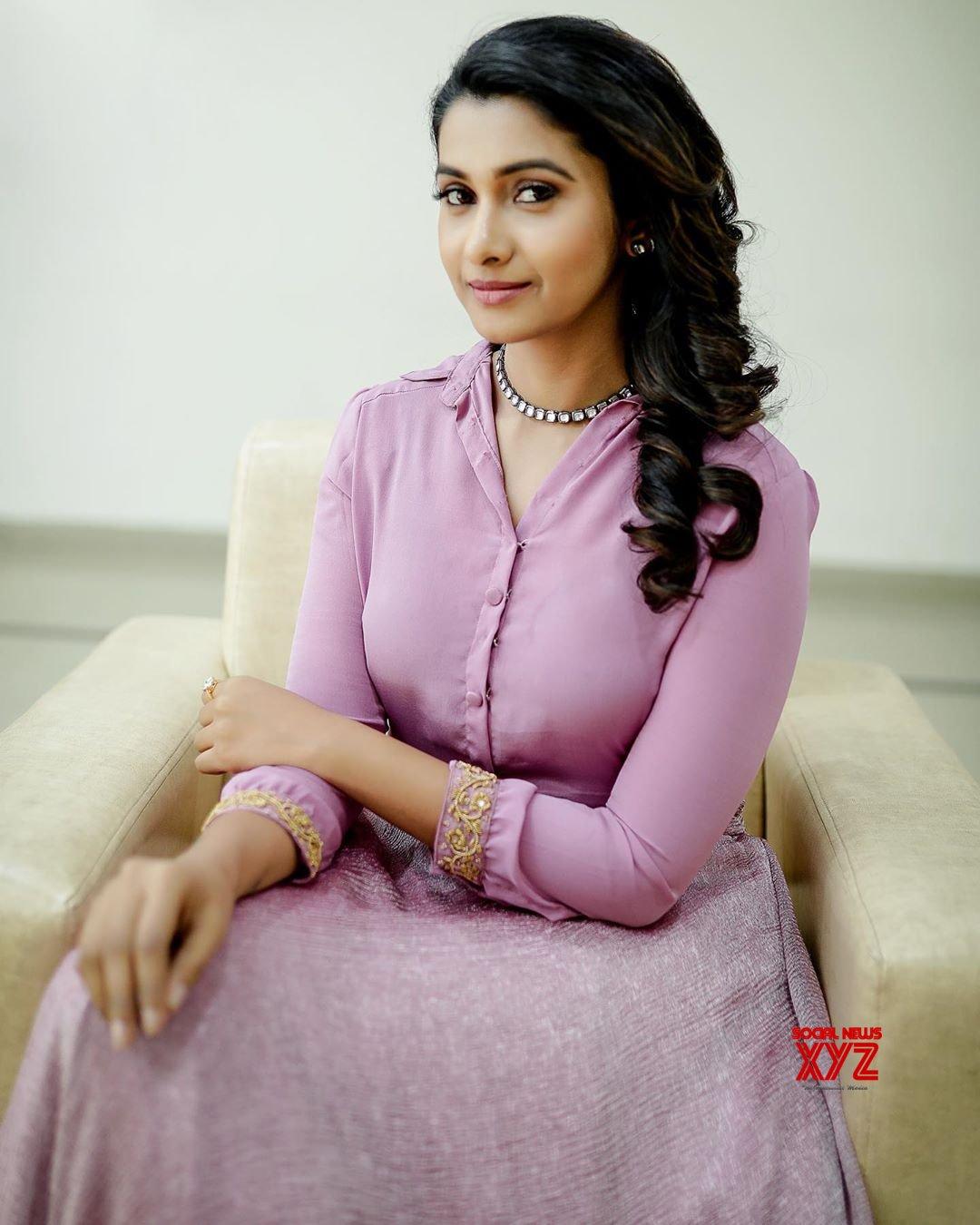 Actress Priya Bhavani Shankar New Glam Stills