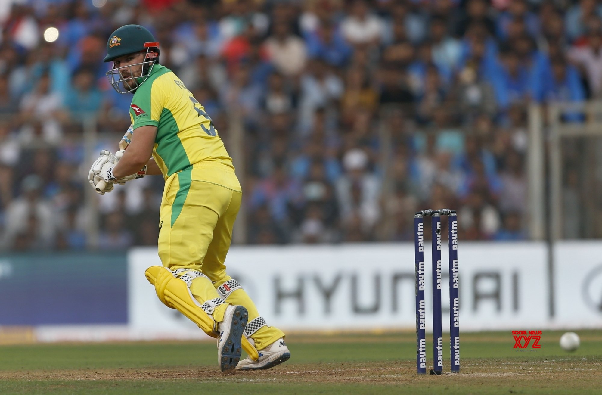 Mumbai: 1st ODI - India Vs Australia (Batch - 29) #Gallery