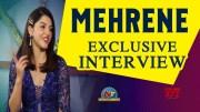 Mehrene Exclusive Interview About Entha Manchivaadavuraa (Video)