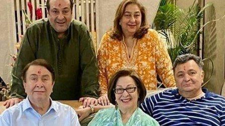 Raj Kapoor's Daughter Ritu Nanda Passed Away