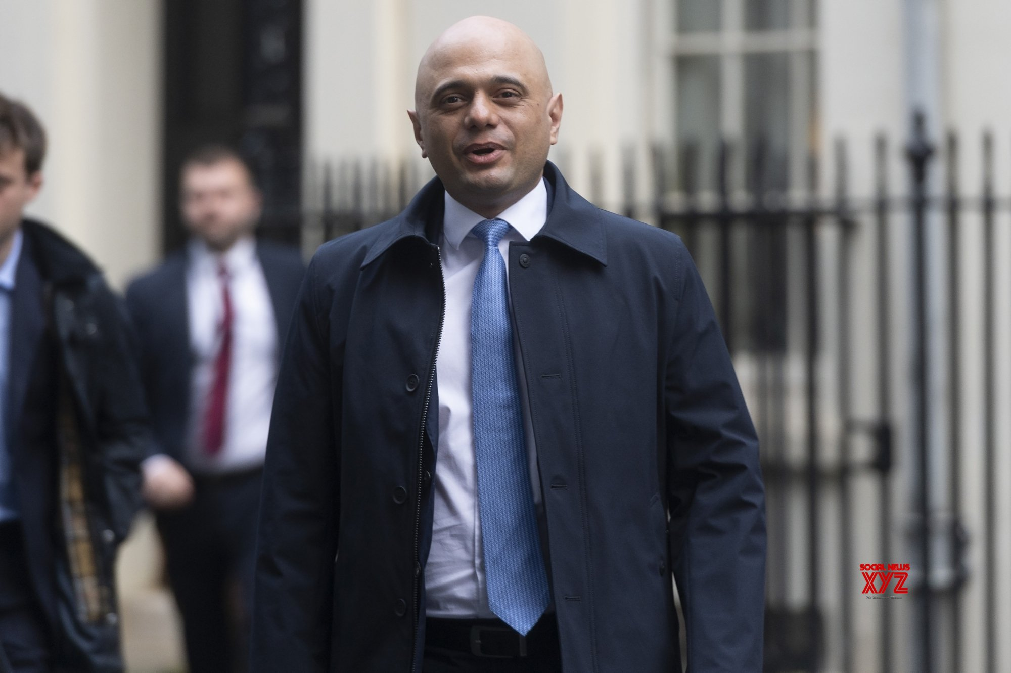 Rishi Sunak UK's new Chancellor of Exchequer, as Javid quits