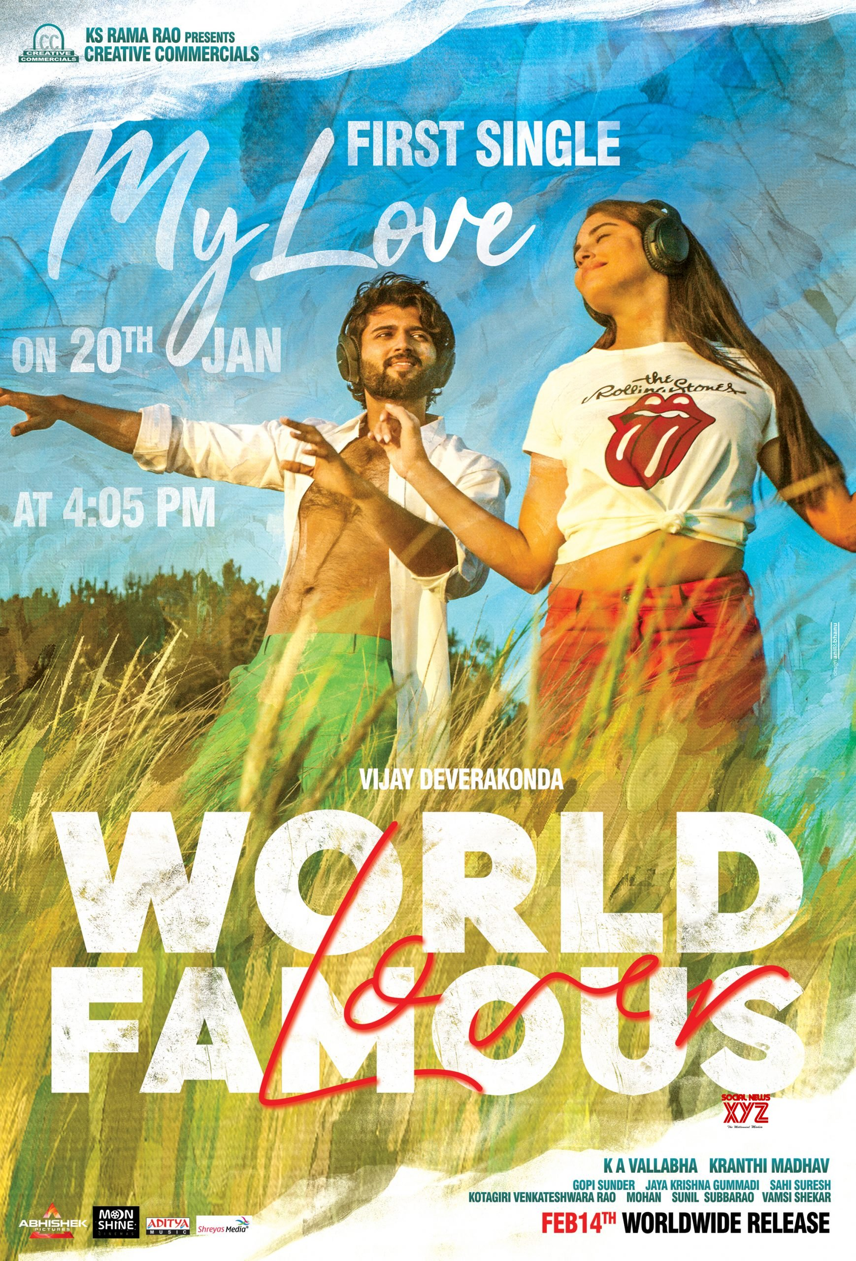 Image result for world famous lover poster
