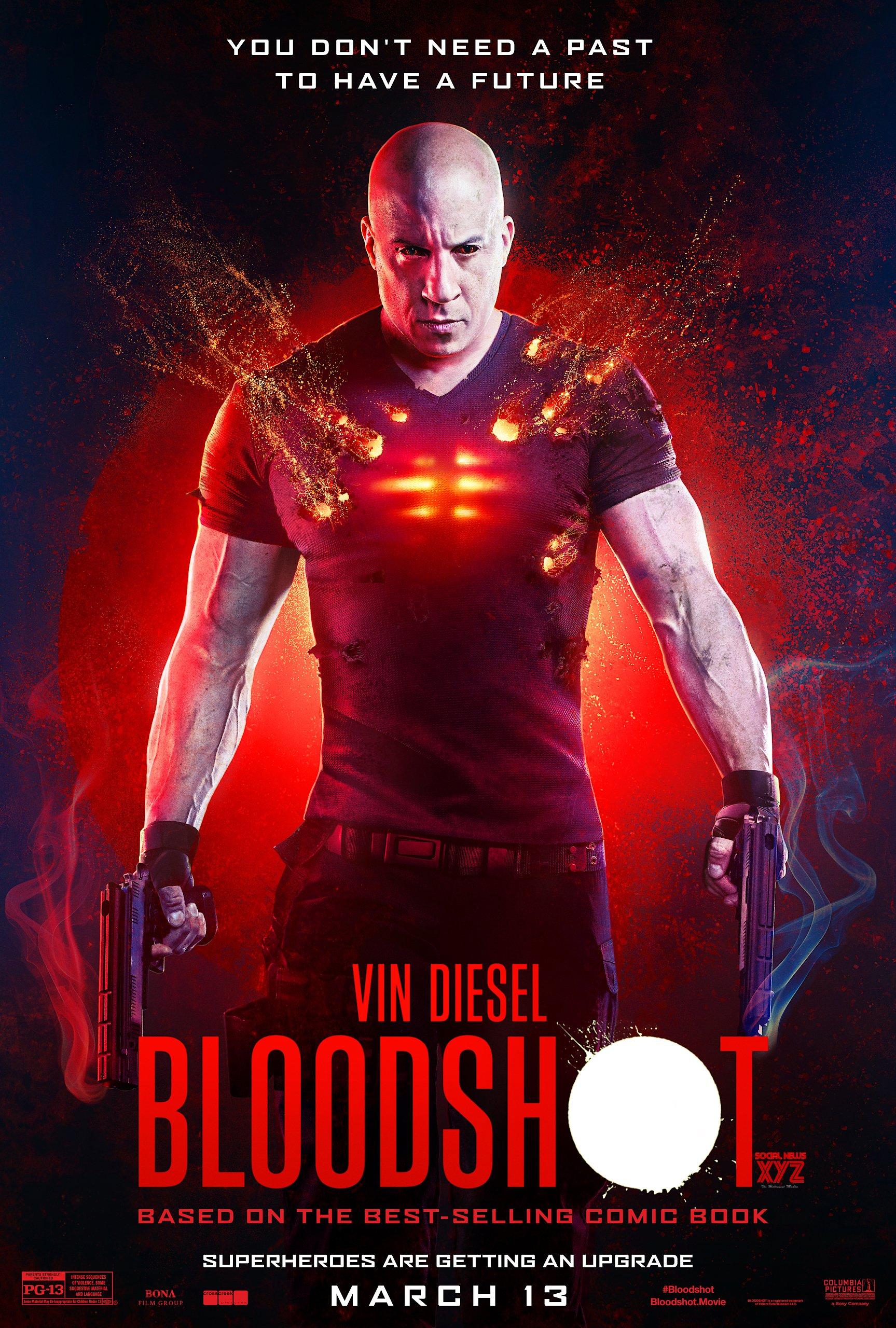 Bloodshot Movie Hd Poster Social News Xyz