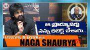 Naga Shaurya Exclusive Interview | Ashwathama | GreatAndhra.com [HD] (Video)