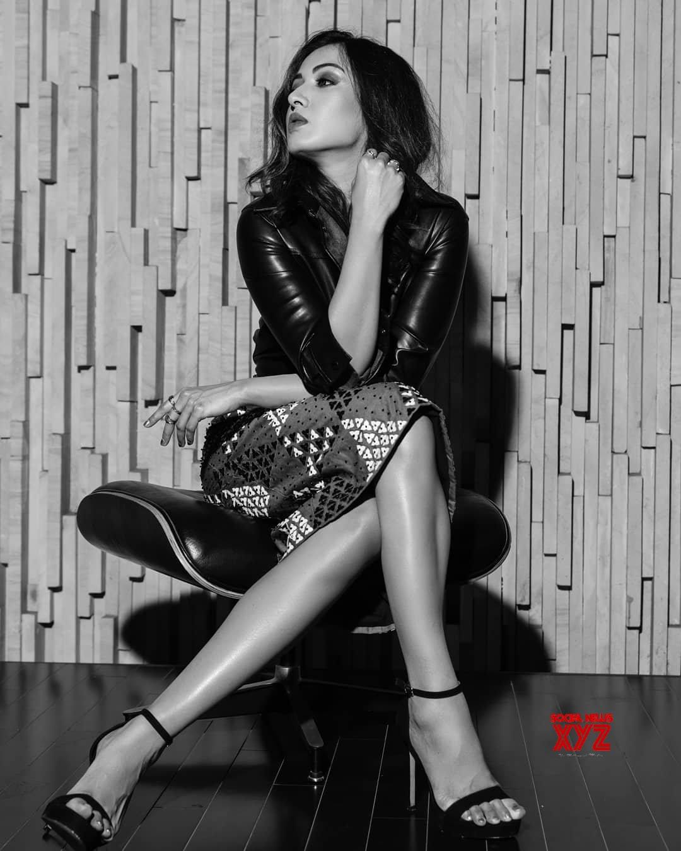 Actress Catherine Tresa Latest Stylish Stills