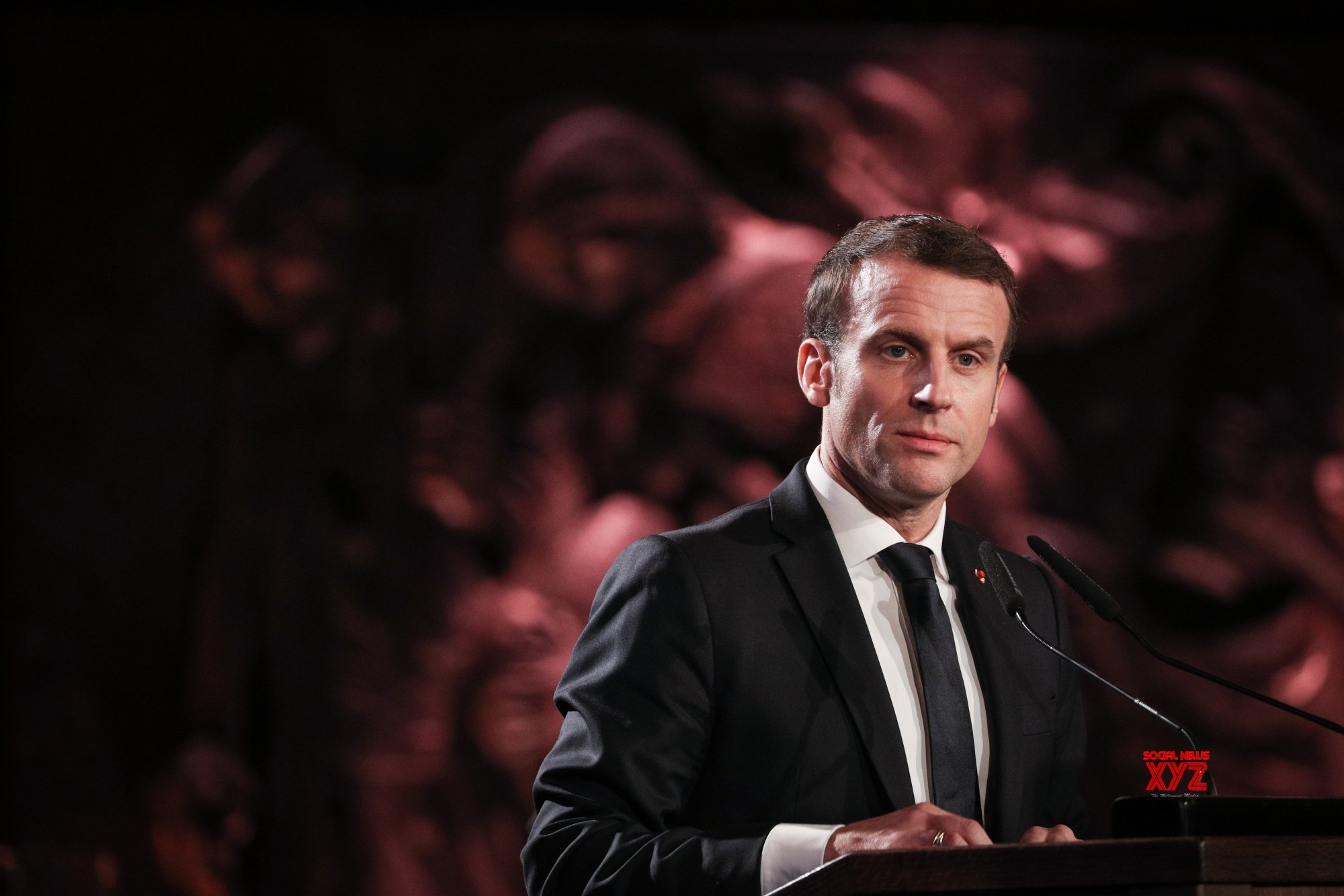 Macron pledges $16bn to bolster ecological conversion