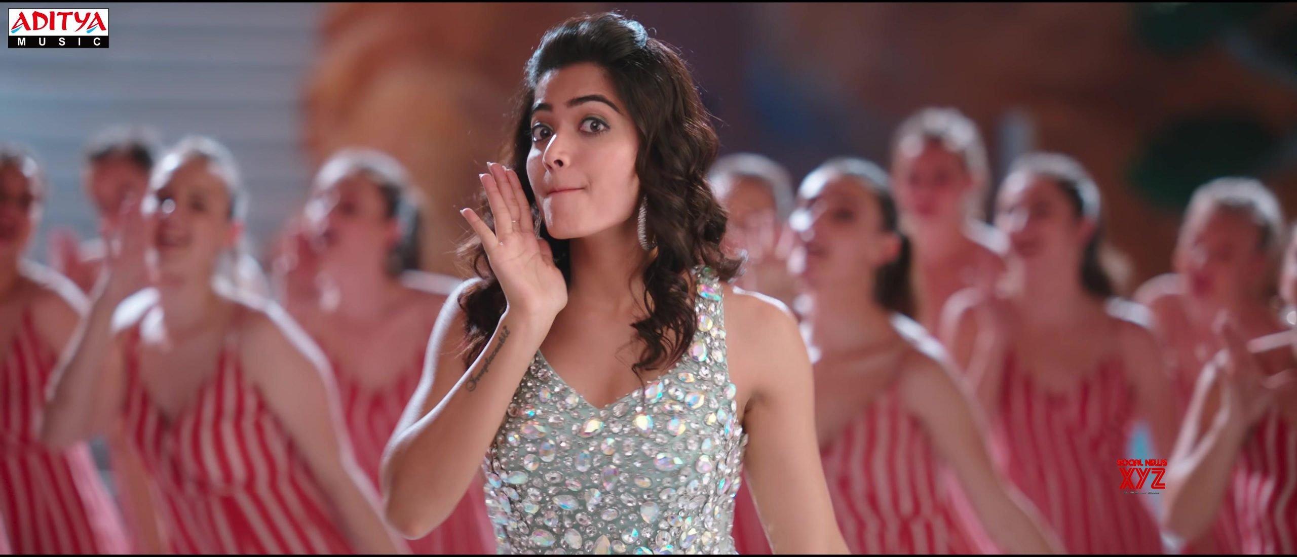Whattey Beauty Video Promo Stills From Bheeshma Movie Social News Xyz