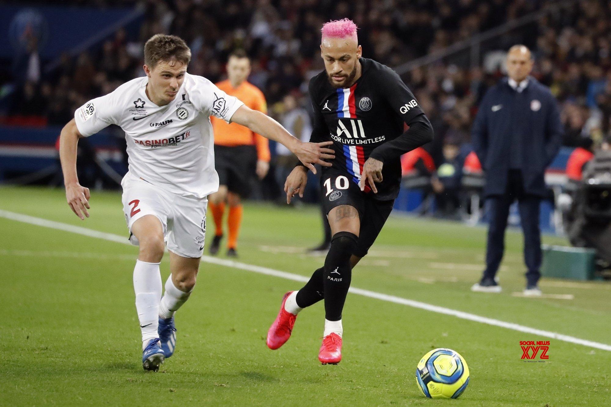 France Paris Soccer Uefa Champions League Psg Vs Montpellier Gallery Social News Xyz