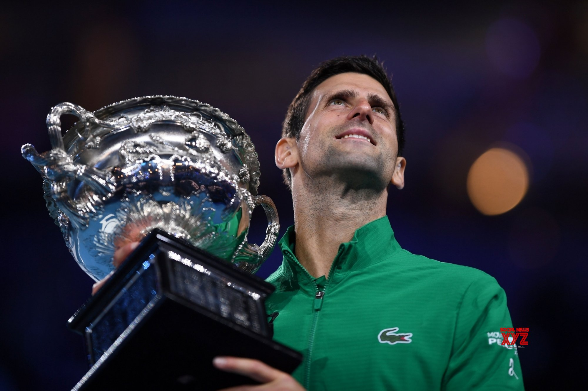 Djokovic to host tennis tour in Balkan countries, Thiem, Dimitrov sign up