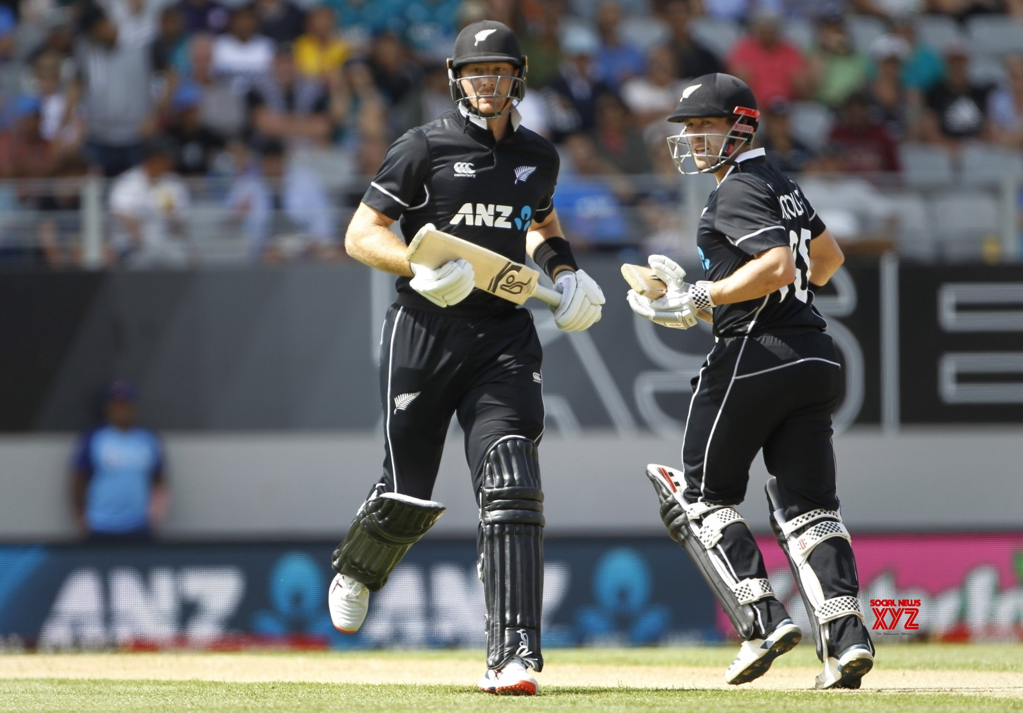 Auckland: 2nd ODI - India Vs New Zealand (Batch - 4) #Gallery
