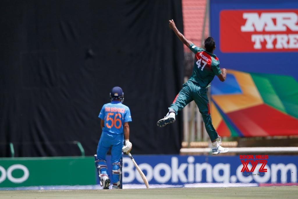 Potchefstroom: ICC U19 World Cup final - India Vs Bangladesh (Batch - 3) #Gallery